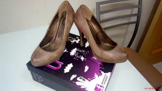 Zapatos Marrones talla 38
