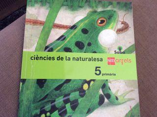 Ciències de la naturalesa 5