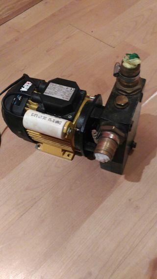 bomba para trasvase de gasoil