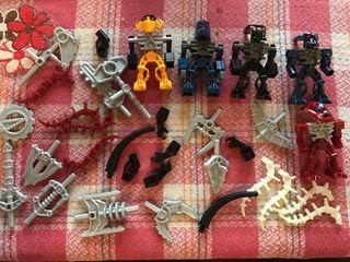 LEGO Lote minifiguras raras