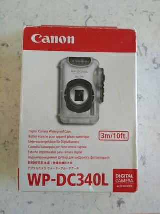 Carcasa sumergible Canon WP DC340L