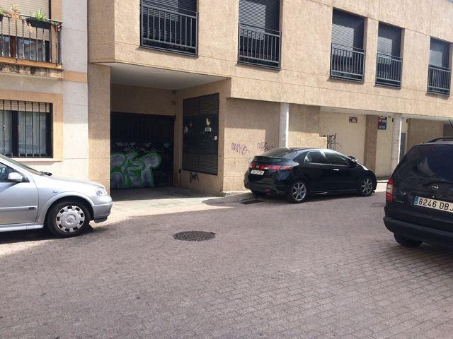 Plaza garaje para moto en velilla san antonio