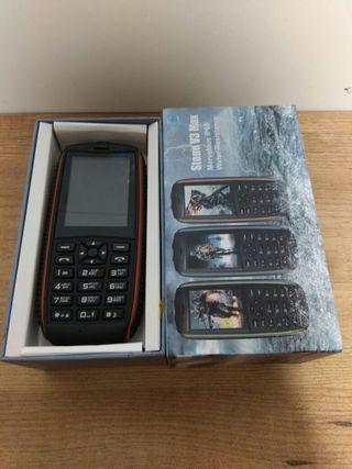 Movil/teléfono todo terreno IP68