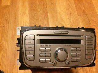 Ford radio de coche ford 2008