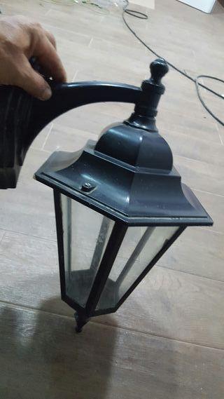 LAMPARA APLIQUE FAROL