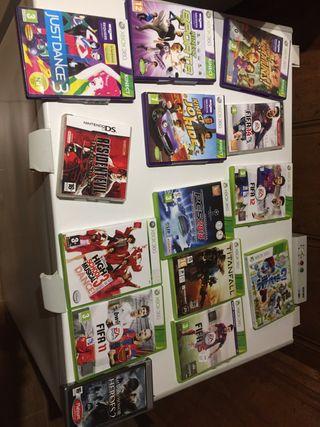 Lote juegos xbox 360 y PSP 4