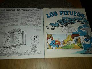 Álbum Los Pitufos