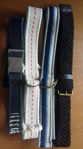 cinturones niño