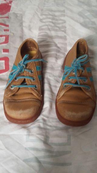 Zapatillas niño talla 30/31