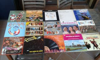 lote de 40 discos