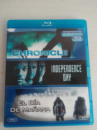 Chronicle ( Blu ray ).