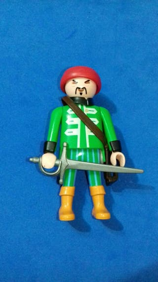 playmobil pirata chino