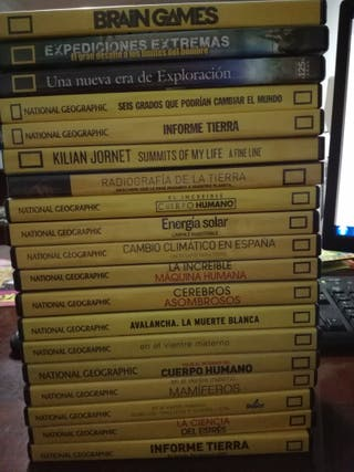 Dvds National Geographic