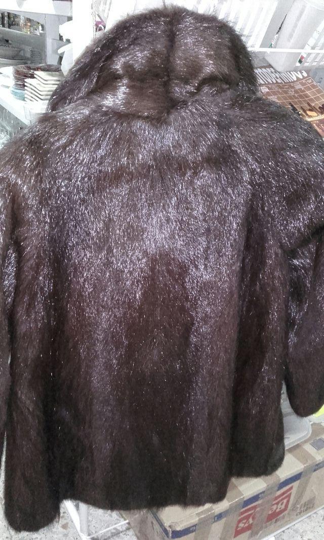 chaqueton lomos de nutria