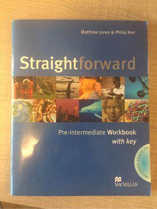 Wordbook pre-intermediate + libro de regalo