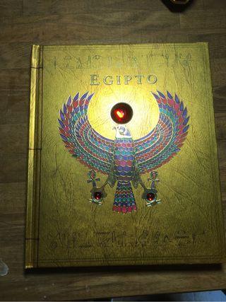 Libro Grafico de Egipto