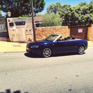 Audi A4 descapotable 2007