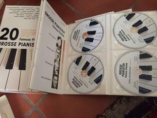 Coleccion de 20 Cd musica clas