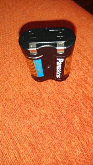 Bateria Camara