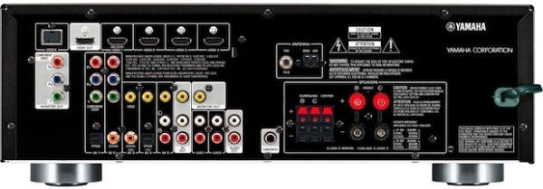 Amplificador Yamaha 5.1