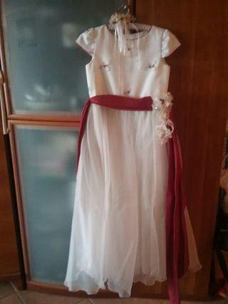 vestido de comunión REBAJADO Último descuento