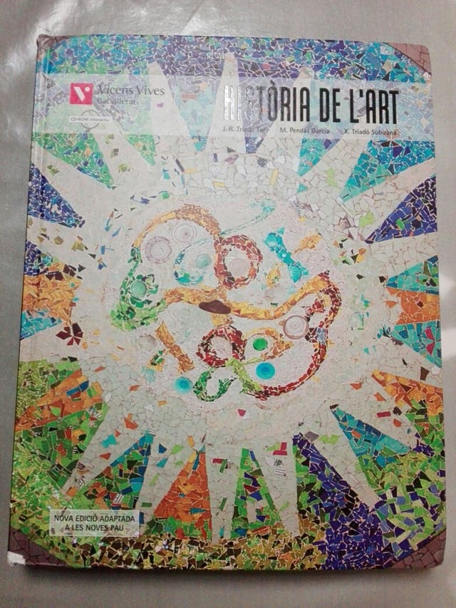 Historia de l'art (Bachillerato)