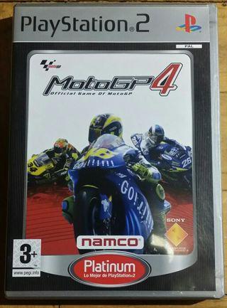 Moto GP 4 ps2
