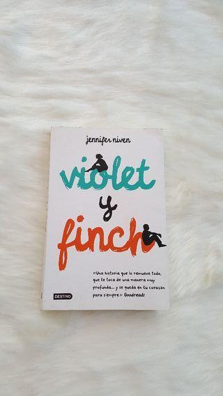 Libro Violet y Finch