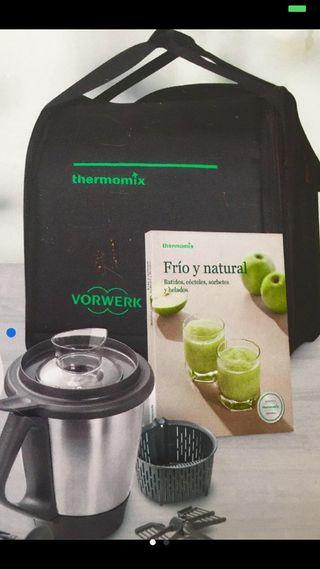Vaso thermomix TM5 y bolsa
