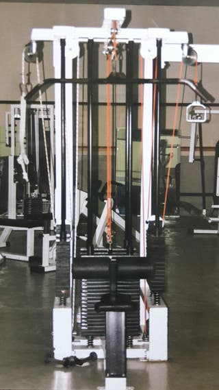 Máquinas gimnasio profesional