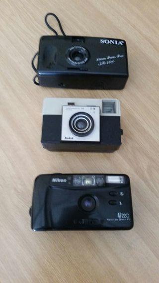 Maqinas de fotografia