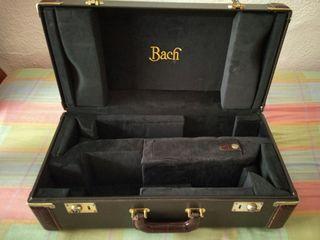 Funda para 2 trompetas Bach