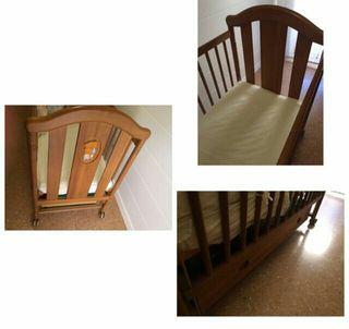 Cuna y mobiliario de MI CUNA+REGALO