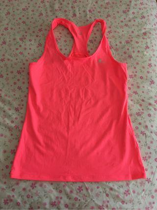 Camiseta domyos rosa