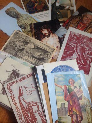 Postales,tarjetas y estampas