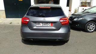Mercedes-Benz Clase A200cdi amg 2012