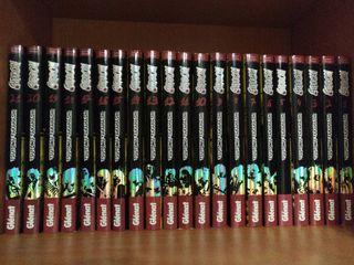 Manga Sidooh 21 tomos