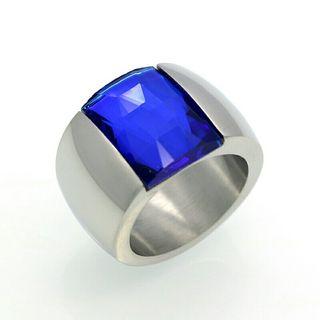 anillo de acero