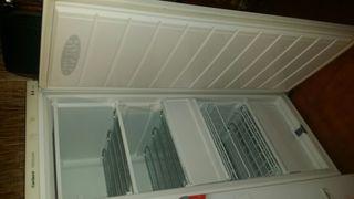 congelador cajones