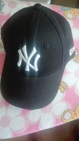 Gorra New York niño