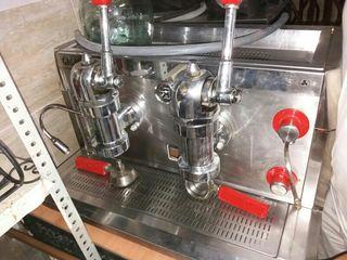 Cafetera industrial antigua