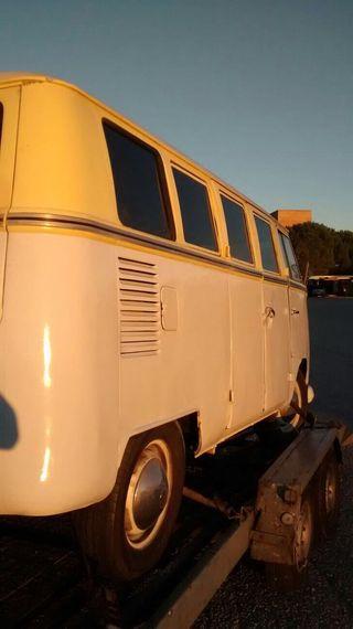 Volkswagen T1 Deluxe