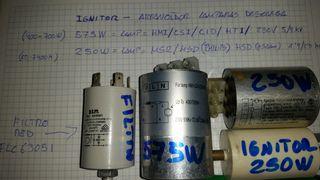 ignitor arrancador, lamparas descarga 250 575 w