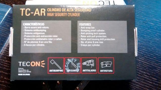 Bombin Seguridad Puerta Blindada