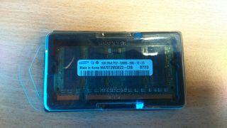 Módulo memoria RAM DDR 2