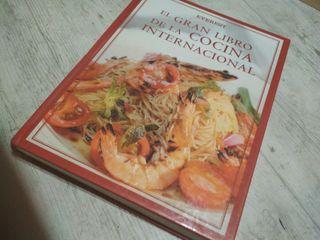 Libro de recetas internacioonales