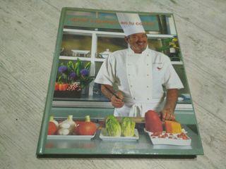 Libro de cocina karlos Arguiñano
