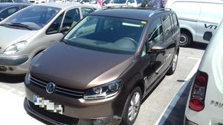 Volkswagen Touran 2012- Impecable-Pocos Kilometros