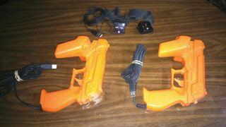 pistolas para ps3 originales guncon 3