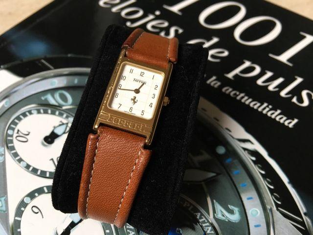 f0b4c3bb00db Reloj Ferrari Cartier Oro de segunda mano por 125 € en Mataró en ...